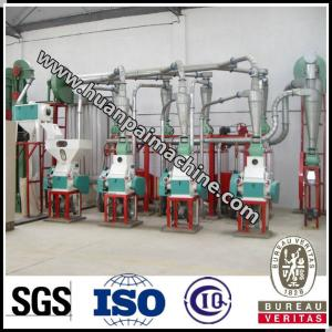 China Corn flour maize meal grinding machine/corn mill/corn milling machine on sale