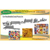 China corn flakes/breakfast cereals processing line,cereals corn flakes machine on sale