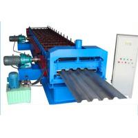 900 Freight Car Panel  Roll Forming Machine For Different Steel Sheet