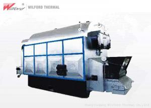 China Vertical Structure Biomass Hot Water Boiler , Full Automatic Water Boiler on sale