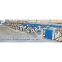 High Speed Layer Corrugated Paper Board Pre Press Equipment Production Line
