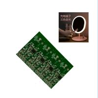 China 3 Level Control Light l Make Up Mirror Lamp 5V-24V LED PCB Assembly For Hotel on sale