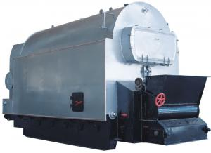 China Eco 10 Ton Natural Gas Fired Steam Boiler For Industrial , High Pressure on sale