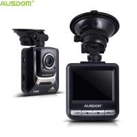"Ausdom AD282 Plug and Play Ambarella A7 1296P 2.4"" LCD Night Version G-Sensor Car DVR Dash Camera Support Micro SD Card"