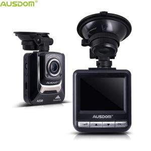 China AUSDOM AD282 Plug and Play Ambarella A7 1296P 2.4 LCD Night Version G-Sensor Car DVR Dash Camera Support Micro SD Card on sale