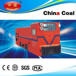 China 600mm gauge underground mine battery locomotive,tunnel locomotive,narrow gauge locomotive on sale