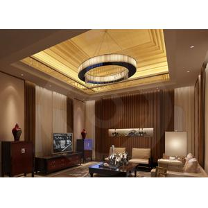 China Non - Toxic ECO Composite Wood Indoor / Outdoor WPC Wall Panel 2.9m Length on sale