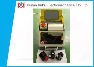 China 240V Car Key Cutting Machine , Laser Key Cutting Machine High Security on sale