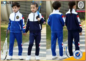 China China wholesale school uniform custom school uniform jacket and pants for primary school on sale