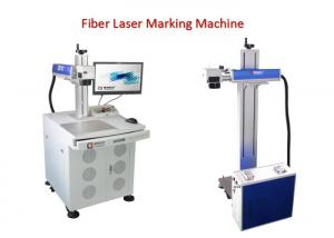 China PCB Laser Printer 20W Laser Marking Equipment For Serial Numbers , Date Code on sale