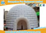 China Huge PVC Tarpaulin Inflatable Air Tent Globe Dome Tent For Party , Event wholesale