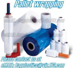 China China Supplier Quality Assurance Customized Stretch film Waterproof Shrink Wrap/Film Pallet Stretch Wrap, bagplastics on sale