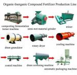 Organic Manure Fertilizer Making Machine