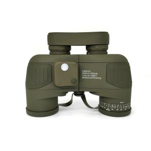 China 7x50 10x50 Stabilized Floating Binoculars With Compass Night Vision Rangefinder on sale