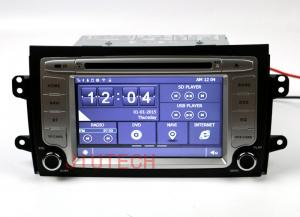China suzuki sx4 multimedia system,suzuki sx4 car dvd gps navigation system,suzuki sx4 multimedia car audio system for suzuki on sale