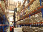 Warehouse Storage Shelving Heavy Duty Pallet Racking Solid Sturdy Racks