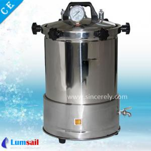China Stainless steel Handle Autoclave (Prevent dry out) YX280A1/280A2 on sale
