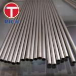 Ferritic / Austenitic Stainless Steel Seamless Tube Astm A213 For Boiler