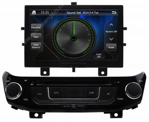 Ouchuangbo Geely GX7 2015 autoradio DVD gps navi stereo with BT MP3
