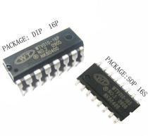 L584 INTEGRATED CIRCUIT DIP-16