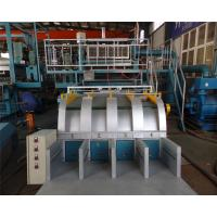 PLC control multi layers drying paper pulp egg tray making machine production line