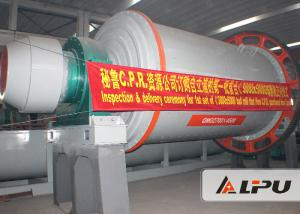 Quality Large Energy Saving Wet Grinding Ball Mill For Copper Ore With Capacity 90-160t for sale