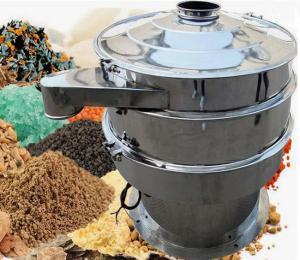 China protein / cassawa starch / garlic powder vibratory sieve sifter machine on sale