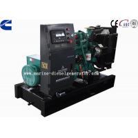 25KVA Cummins Open Type Diesel Generator By Mechanical Governor, 400V AC Alternator