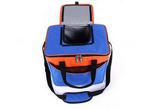 China Blue Reusable Lunch Containers For Adults , Waterproof Reusable Lunch Bags For Food on sale