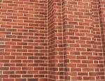 облицовка кирпича 3Д, крытые плитки кирпичной стены для больницы/университета