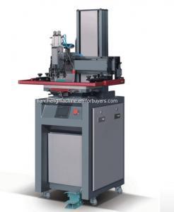 China LC SERIES Small flatbed Type Horizontal-lift Half-tone flat screen Printing Machine on sale
