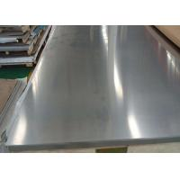 China Small Thin 4x8 316L 304L 304 Stainless Steel Sheet , Mirror Polished Stainless Steel Sheet on sale
