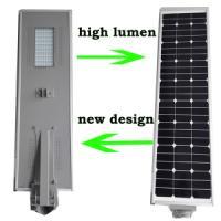 Hot fashion all in one solar led street light 60W