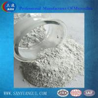 China densified silica fume on sale