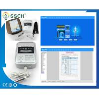 China Touch Style Quantum Magnetic Resonance Analyser , Quantum Body Analyzer Machine on sale