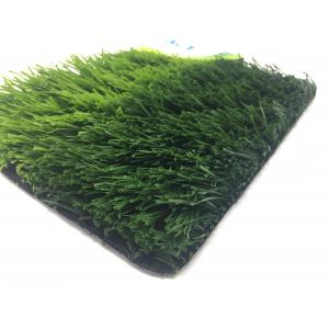 High Resilience Artificial Football Turf Good Water Permeability Abrasive Resistance