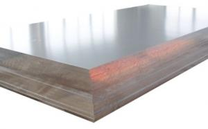 China Moderate Strength 5052 Aluminum Sheet , 5052 Aluminum Plate For Shipbuilding on sale