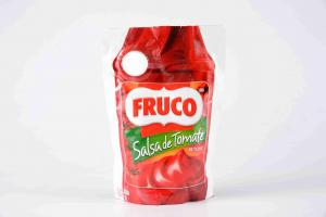 China Free Sample Ketchup Pure Tomato Paste In Standing Bag / Sachet / Pouch on sale