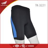 Australia market Wholesale spandex gym sports shorts for men