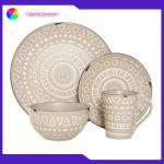 Nordic Dinner Ceramic Pottery Dinnerware Sets Mugs Sala Bowl Eco - Friendly