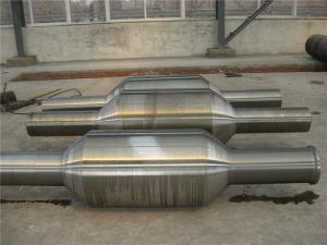 China Various Hardfacing 4145H Integral Straight Blade Yield Strength Forged Drilling Stabilizer on sale