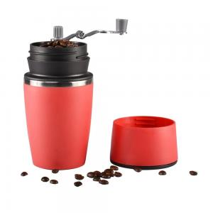 China China Factory Wholesale Multi-function Manual Coffee Beans Grinder Hand Coffee Mill Mug on sale