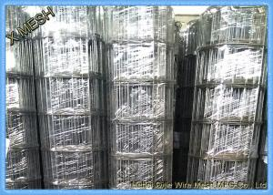 China 3mm Wire Diameter 15cm Openning Black Welded Wire Mesh for South American Market on sale