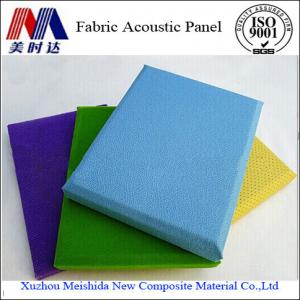 China Building Material Interior Decorative Acoustic Anti Sound Wall Panel on sale