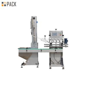 China Metal Cap Bottle Capping Machine Field Installation Easy Operate on sale