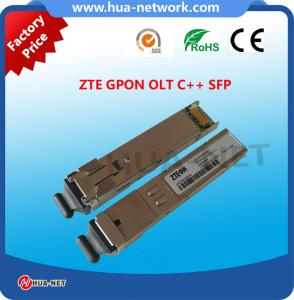 China Good compatibility ZTE GPON OLT SFP Class C++ suitable for ZTE ZXA10 OLT C300/C320 on sale