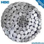 China ASTM B232 acsr steel core wire cable acsr dog rabbit moose conductor wholesale