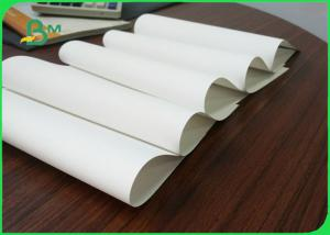 China Environmental Friendly Waterproof Tear Resistant Paper , 120- 240gsm Stone Jumbo Roll Paper on sale