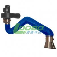 China Welding Fume And Smoke Collection Arms for the Centrial fume Extracion System with Fan Blower on sale