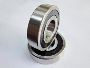 China Washing Machine Double Deep Groove Ball Bearing 6202-2RS Z4V4 With Low Noise Level on sale